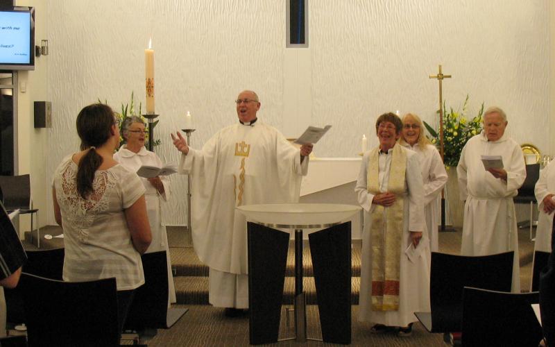 Easter Vigil Service