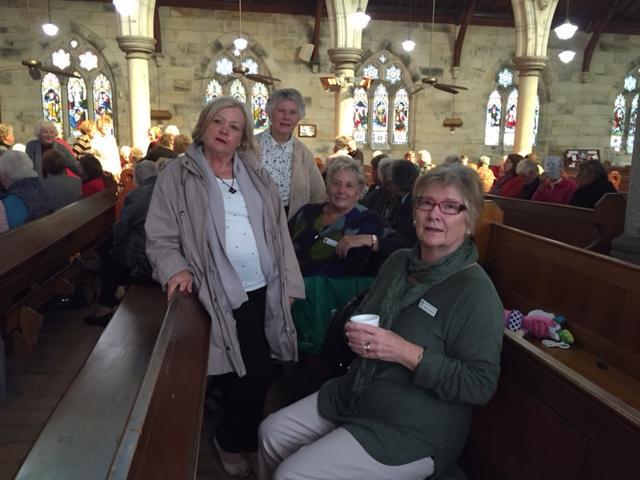 Women of Fellowship at Terrigal Anglican